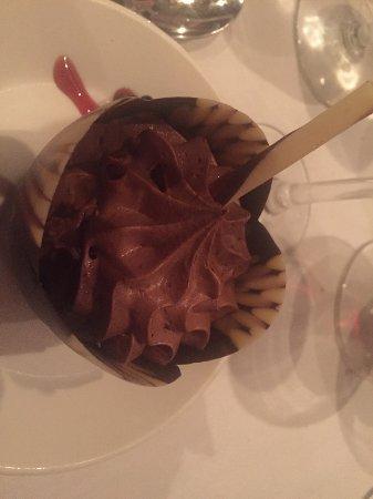 Aquarius - Dream Inn : chocolate cup