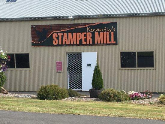 Kenworthy's Stamper Mill - Waratah Tasmania