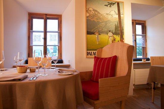 La Punt-Chamues-ch, Schweiz: Stüva