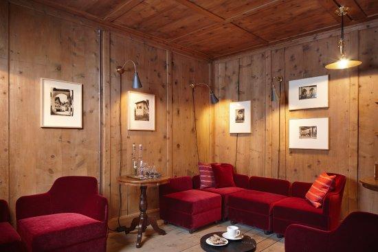 La Punt-Chamues-ch, Schweiz: Steiner Stube