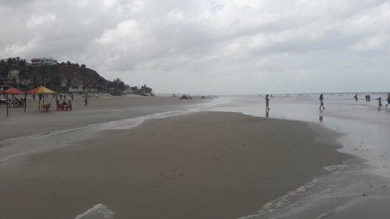 Sao Jose de Ribamar, MA: Praia de Araçagy