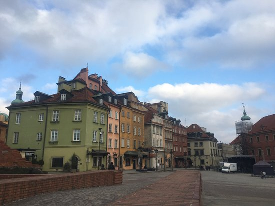 Warsaw City Tours - Hubert Pawlik: Old Town Warsaw