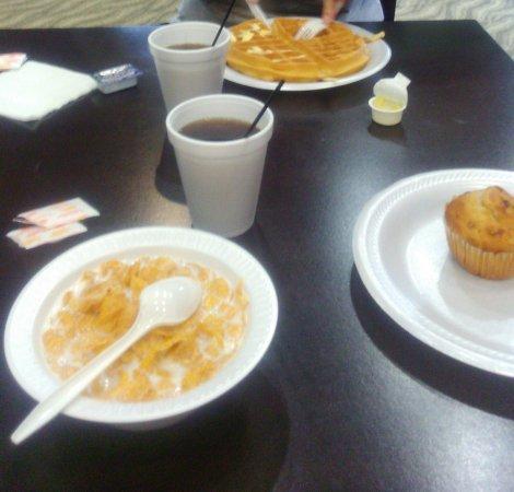Daleville, VA: la colazione
