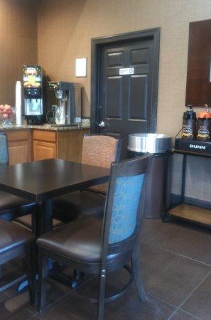 Daleville, VA: la sala per la colazione
