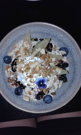 Petition: Bircher muesli