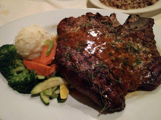 Sayreville, นิวเจอร์ซีย์: Porterhouse steak