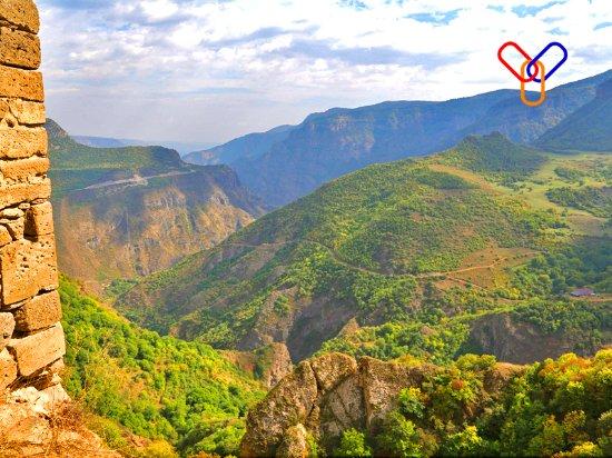 يريفان, أرمينيا: Tatev