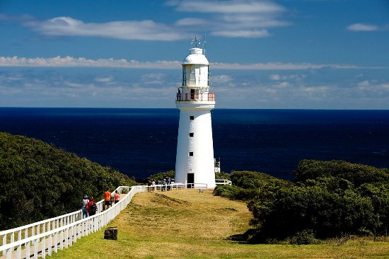 Кейп-Отуэй, Австралия: Australia's most significant lighthouse - 1848