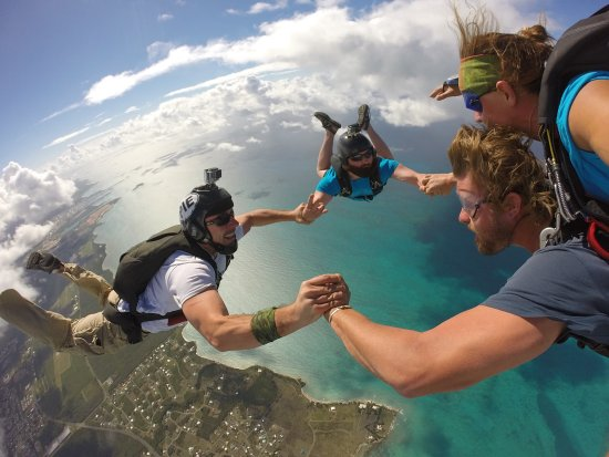 Skydive The Gulf