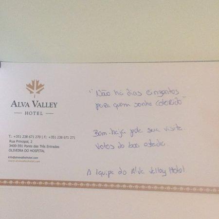 Oliveira do Hospital, Portugal: Mto obrigado pela simpatia, espaço moderno e acolhedor, staff 5 estrelas