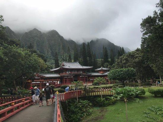 Kaneohe, HI: Temple