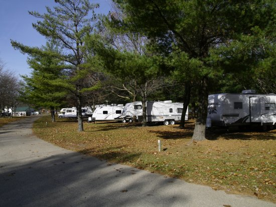 Hartland, MI: Campground and Resort