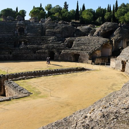 Conjunto Arqueológico Itálica: photo4.jpg
