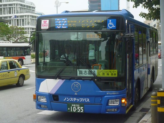 take a bus and enjoy okinawa bus naha traveller reviews tripadvisor rh tripadvisor com sg