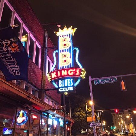 photo0 jpg - Picture of B B  King's Blues Club, Memphis