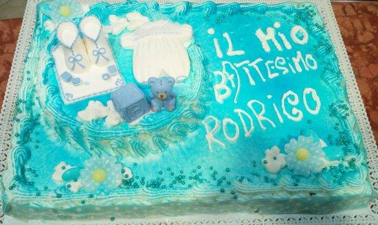 Corciano, Italy: Battesimo Rodrigo