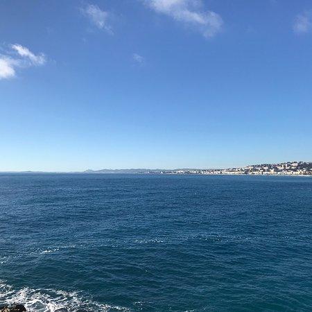Residence France Riviera: 年末年始ニースで過ごしました。とても暖かでお天気も良く、美しい所です!
