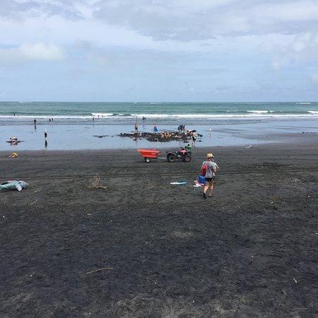 Kawhia hot water beach address