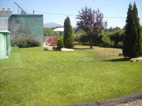 Navaluenga, Spain: ZONA DE DESCANSO