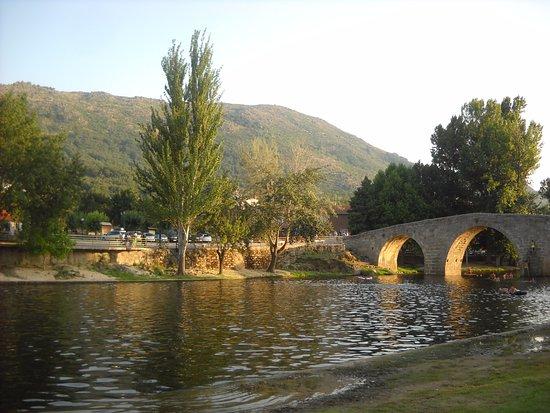 Navaluenga, Spain: RÍO ALBERCHE