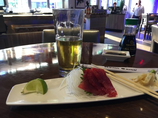 foto de kona grill las vegas sashimi petite portions compar au ra restaurant cot. Black Bedroom Furniture Sets. Home Design Ideas