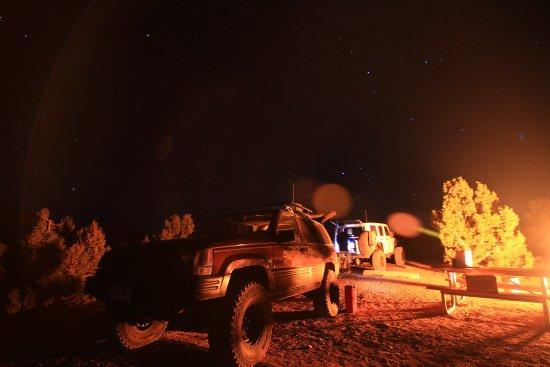 Saguache, CO: Campsite