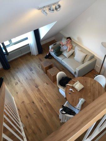 Vi Vadi Hotel: Photo from the Loft