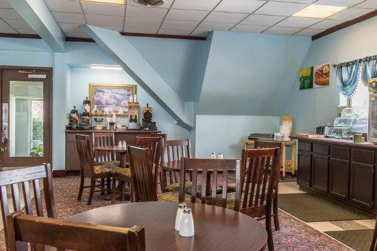 Brookville, PA: Restaurant