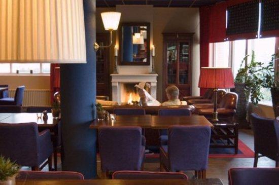 West-Terschelling, Hollanda: Lobby