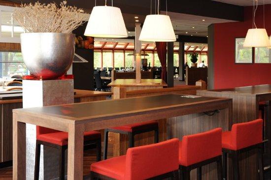 Postillion Hotel Arnhem: Business center