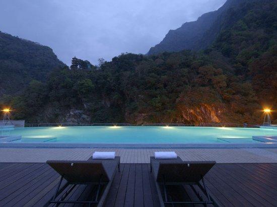 Silks Place Taroko: Pool