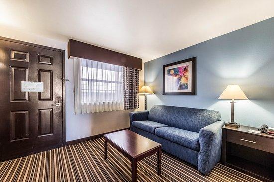 ราวน์ร็อก, เท็กซัส: Guest room