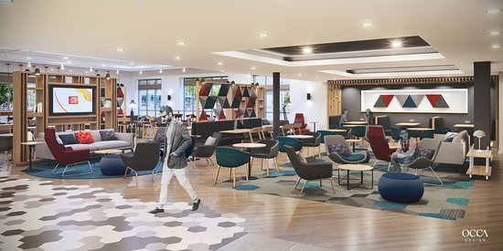 Holiday Inn Express Birmingham NEC: Lobby