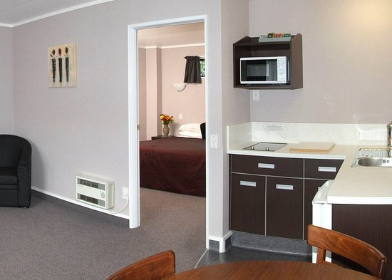 Palmerston North, New Zealand: Guest room