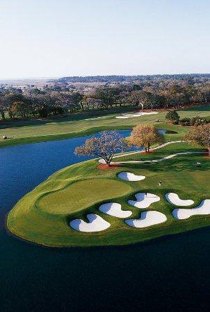 Sea Island, Georgien: Golf course