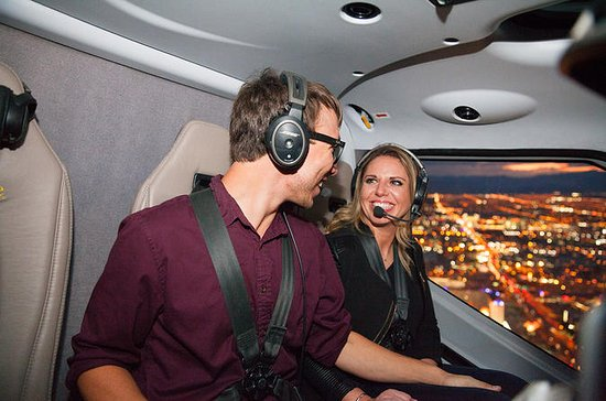 Las Vegas Strip Evening Helicopter...
