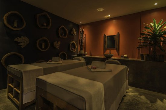 Samathi Spa: FOUR HANDS MASSAGE