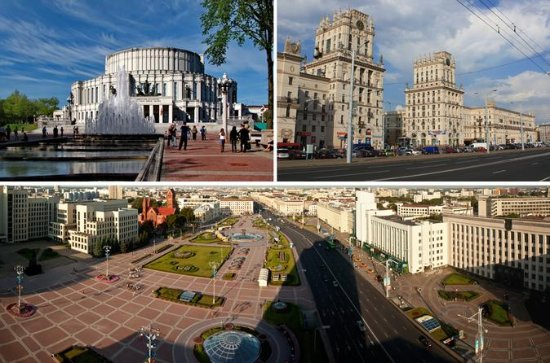 Individual Guided tour within Minsk...