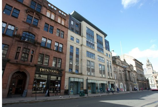 The Spires Serviced Apartments: Exterior