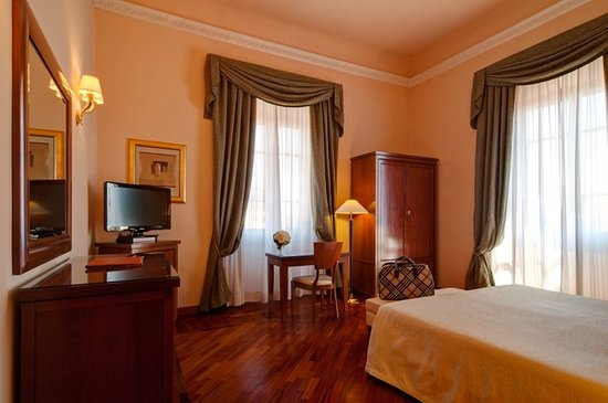 Pierre Hotel Florence: Suite