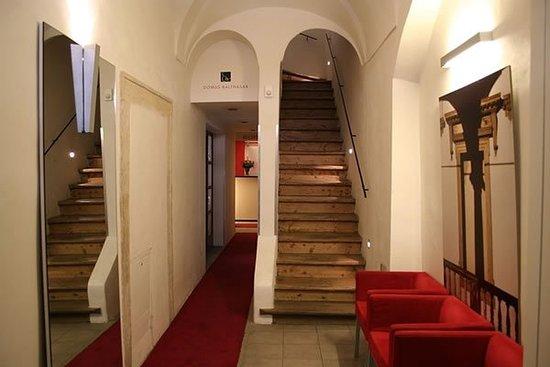 Domus Balthasar Design Hotel: Lobby