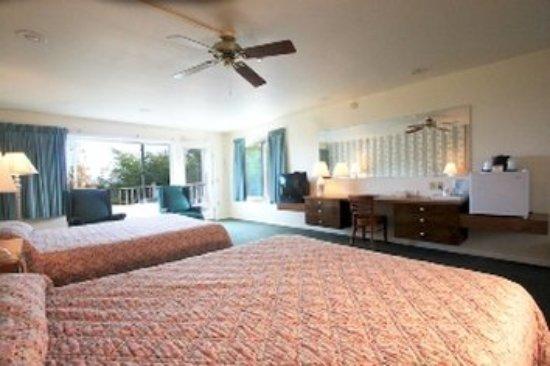 Wonder View Inn: Guest room