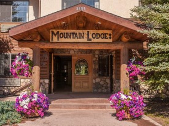 Steamboat Mountain Lodge : Exterior