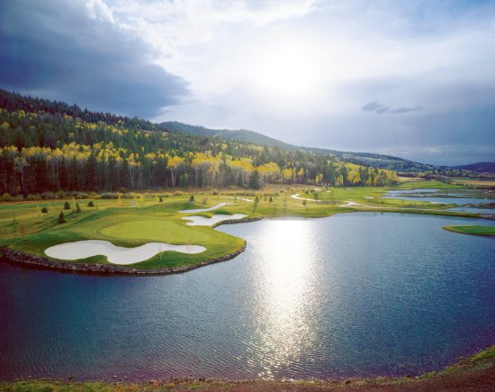 Victor, ID: Golf course