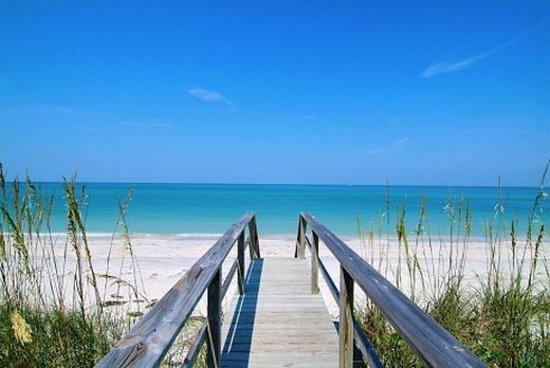 The Sea Spray Resort: Beach