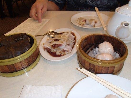 レジェンド シーフードレストラン, Shrimp Dumpling