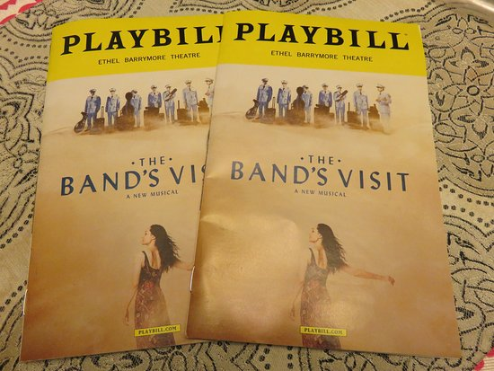 Broadway: The Playbill for the Show