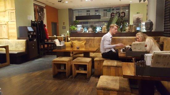 Coa Restaurant Prague