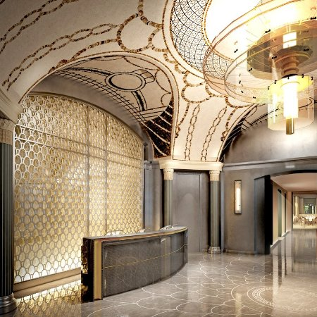 Hôtel Lutetia: Lobby