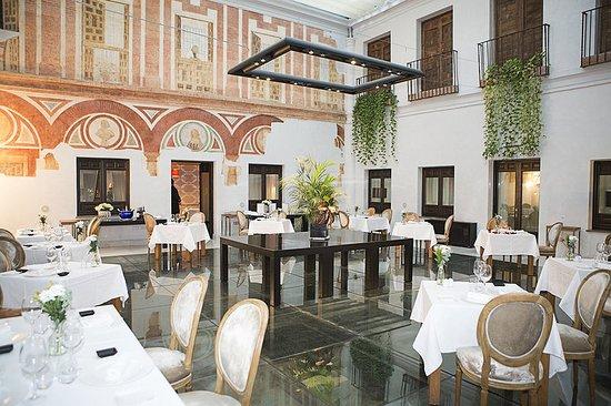 Hospes Palacio del Bailio: Bar/Lounge